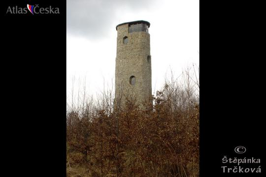 Brdo v Chřibech Lookout Tower -