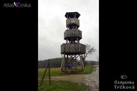 Rozhledna Modrá u Uherského Hradiště -