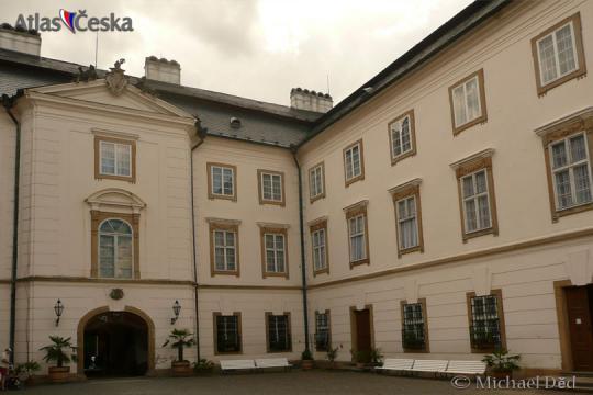 Zámek Vizovice -