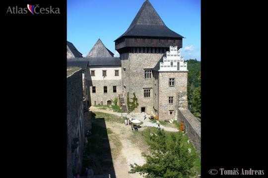 Lipnice nad Sázavou Castle -
