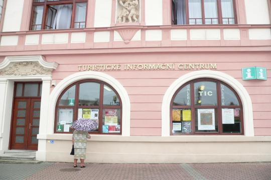 Turistické informační centrum Vyškov -