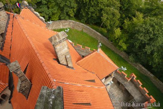 Bouzov Castle -