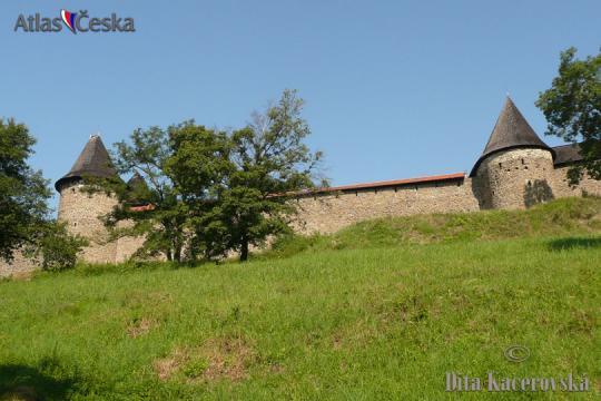 Helfštýn Castle Ruin -