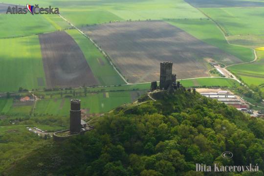 Házmburk Castle Ruin -