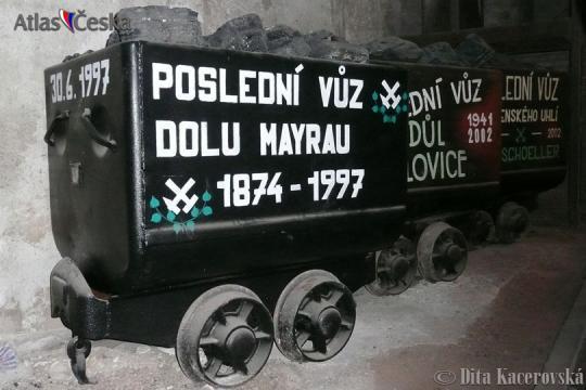 Mining open-air museum Mayrau -