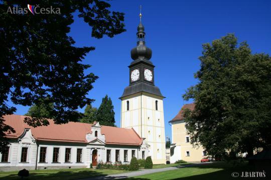Zámek Žďár nad Sázavou -