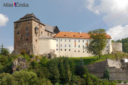Bečov nad Teplou Castle -