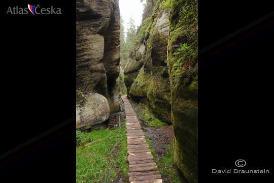 Adršpach Rocks -