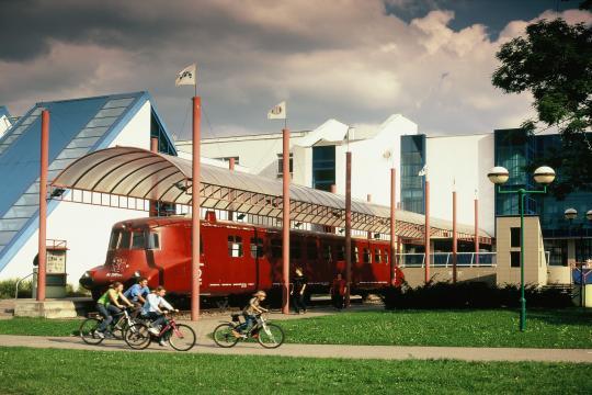 Regionální muzeum v Kopřivnici, o.p.s. – Technické muzeum Tatra -
