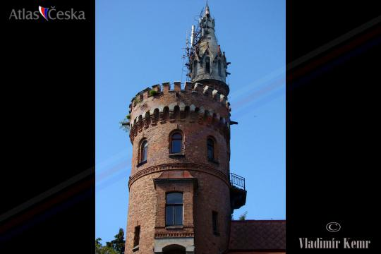 Goethe Lookout in Karlovy Vary -