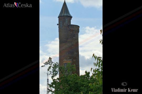 Rozhledna Chlum Svaté Maří -