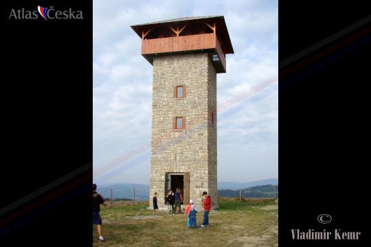 Rozhledna U Borovice - Roprachtice -