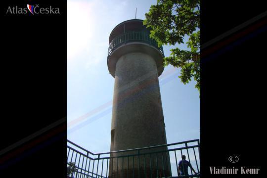 Babí lom Observation Tower -