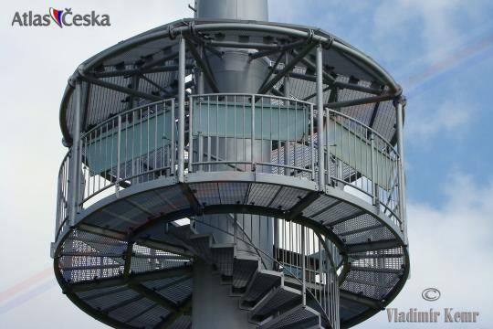 Mackova hora Observation Tower -