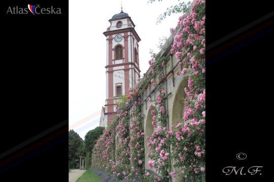 Jaroměřice nad Rokytnou Chateau -