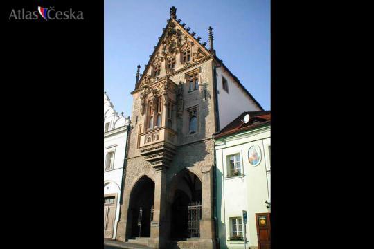 Kamenný dům - České muzeum stříbra - Kutná Hora -
