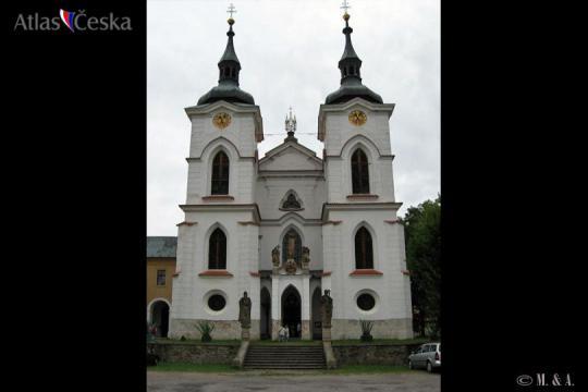 Želivský klášter -