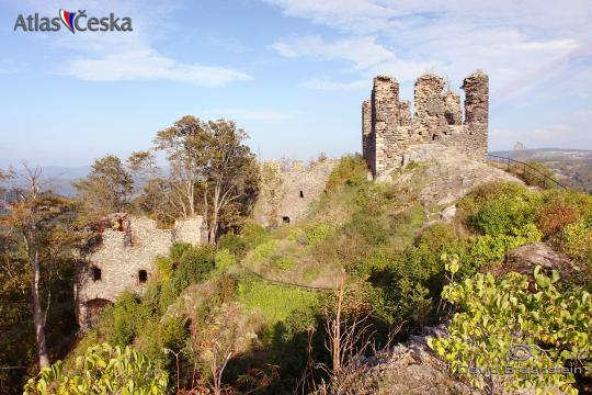 Andělská Hora Castle Ruin -