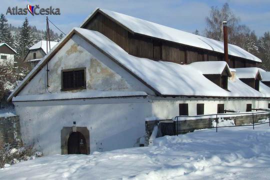 Vodní hamr Dobřív -