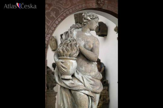Lapidárium Národního muzea -