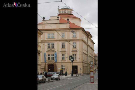 České muzeum hudby -