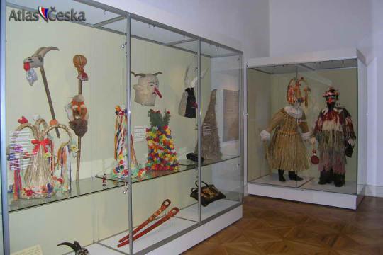 Musaion - Národopisná expozice Národního muzea -