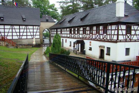Hrad Ostroh (Seeberg) -