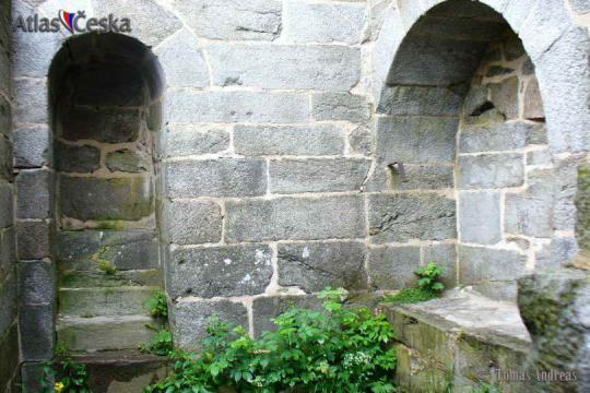 Zřícenina hradu Přimda -