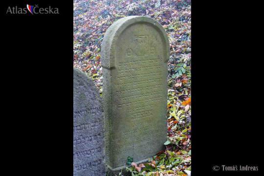 Židovský hřbitov Blovice -