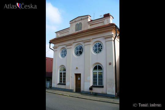 Divišov Synagogue -