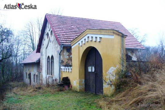 Židovský hřbitov Liteň -