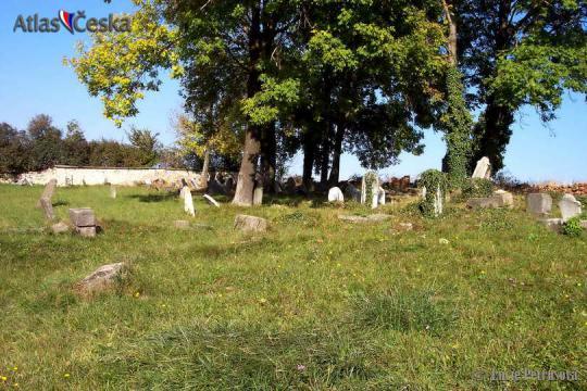 Židovský hřbitov Zájezdec -
