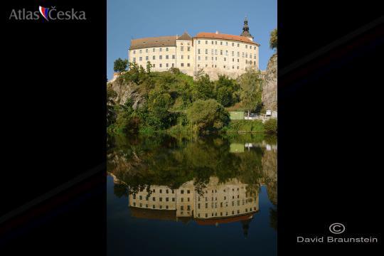 Bechyně Chateau -