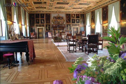 Častolovice Chateau -