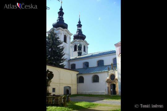 Doksany convent -