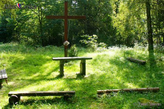 Zřícenina kostela sv. Václava - Rychnůvek -