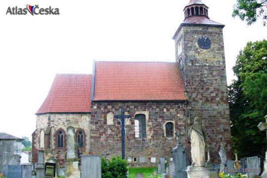 Kostel Zvěstování Panny Marie - Plaňany -