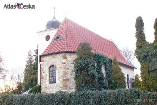 Kostel sv. Klimenta v Levém Hradci -