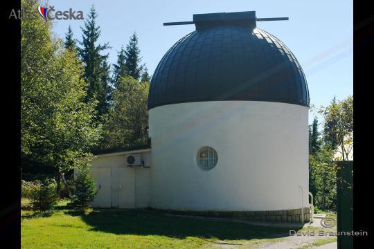 Kleť Planetarium -