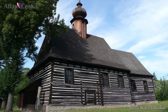 Kostel sv. Michaela - Maršíkov -
