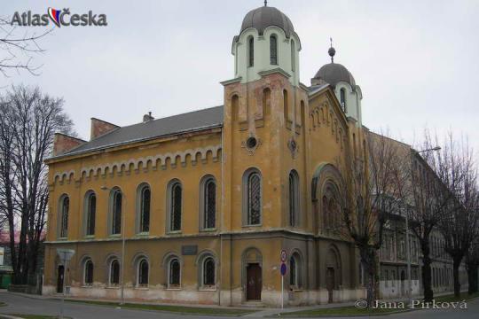 Krnovská synagoga -