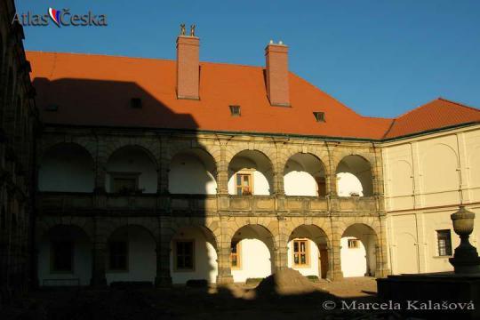 Zámek v Moravské Třebové -