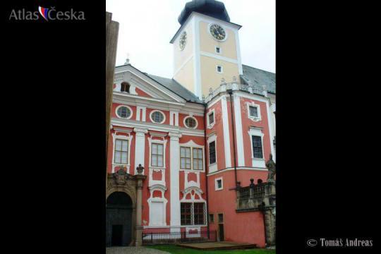 Broumov monastery -