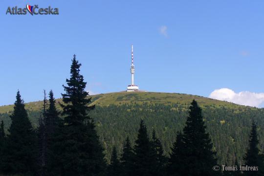 Praděd Lookout Tower -