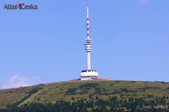 Praděd Lookout Tower -