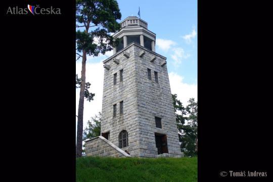 Kudlich Observation Tower na Strážišti -