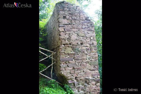 Fulštjen Castle Ruin -