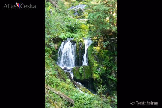 Vodopády Bílé Opavy -