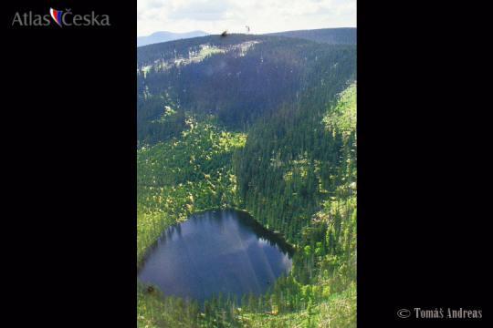 Prášilské jezero -