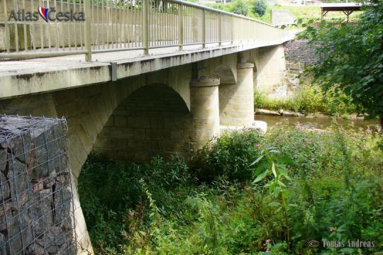 Kamenný most - Verměřovice -